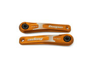 HOPE Ebike Cranks 155mm Orange Standard Offset